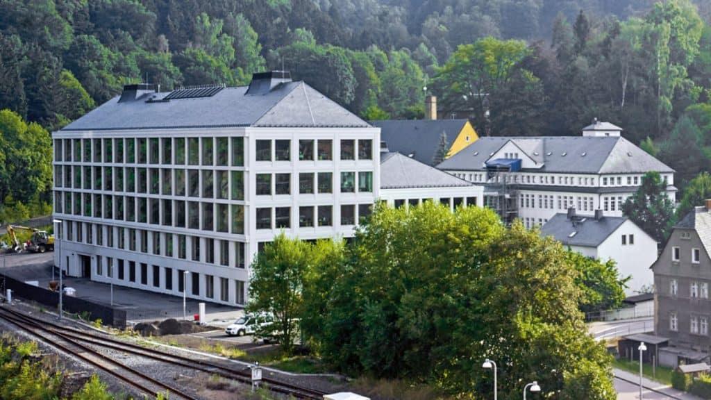 Zukunft an einem Ort mit großer Vergangenheit - der Lange&Söhne Neubau