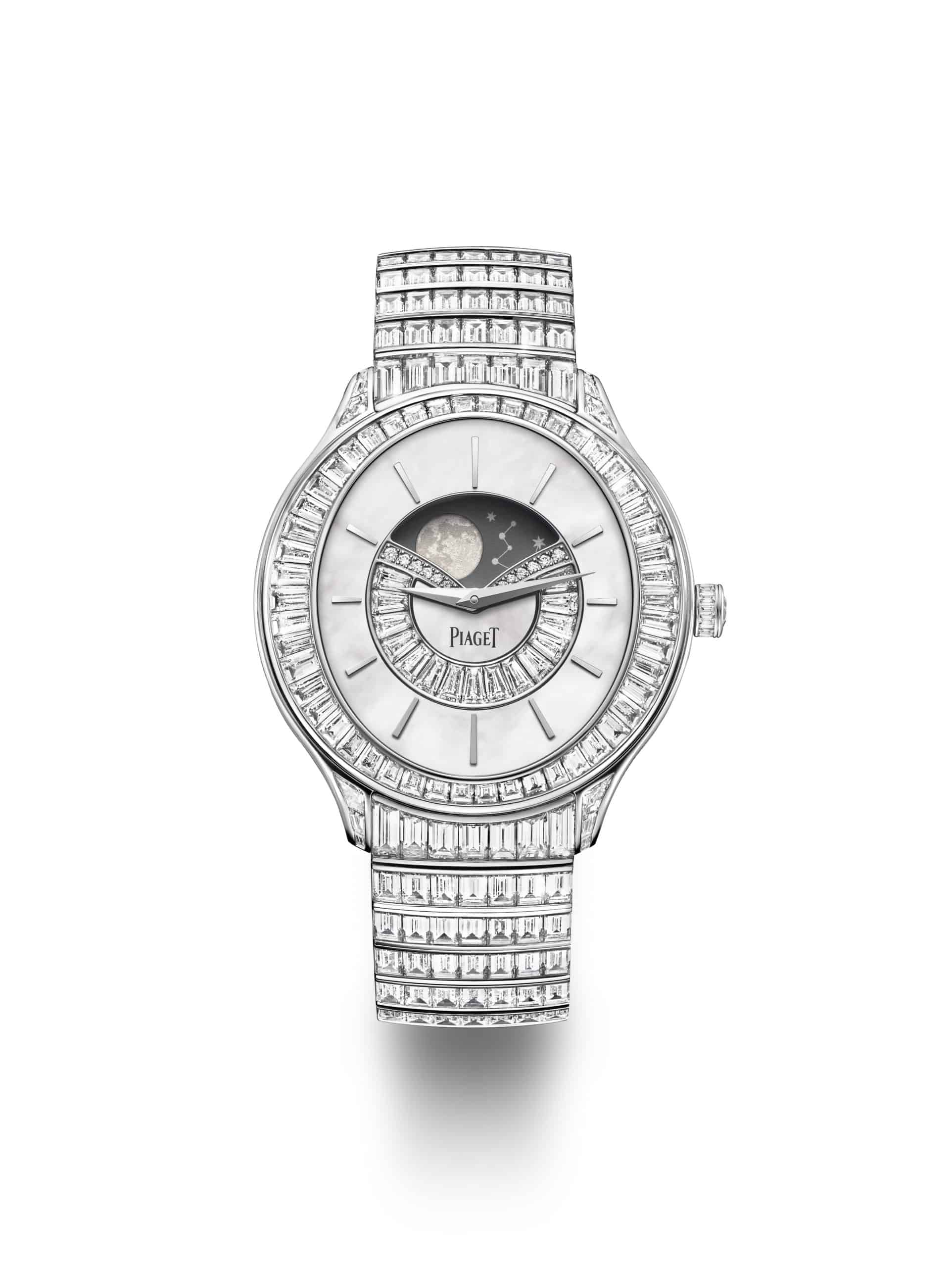 Piaget Stella Limelight Diamanten