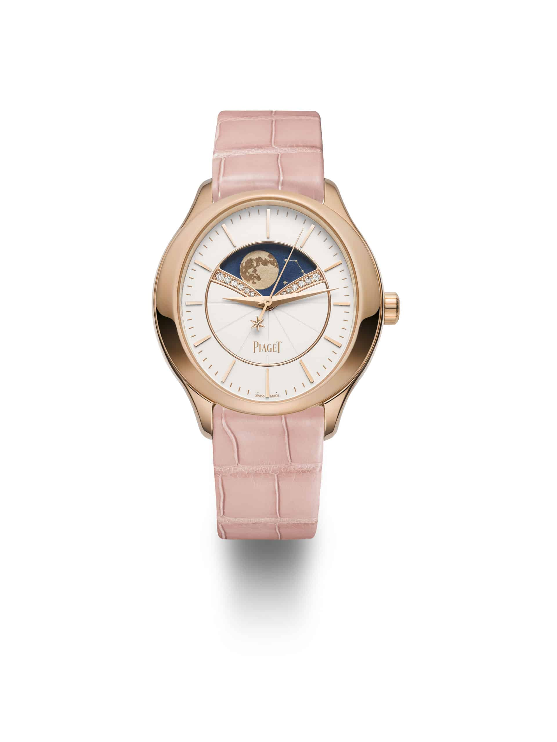 Piaget Stella Limelight Pink