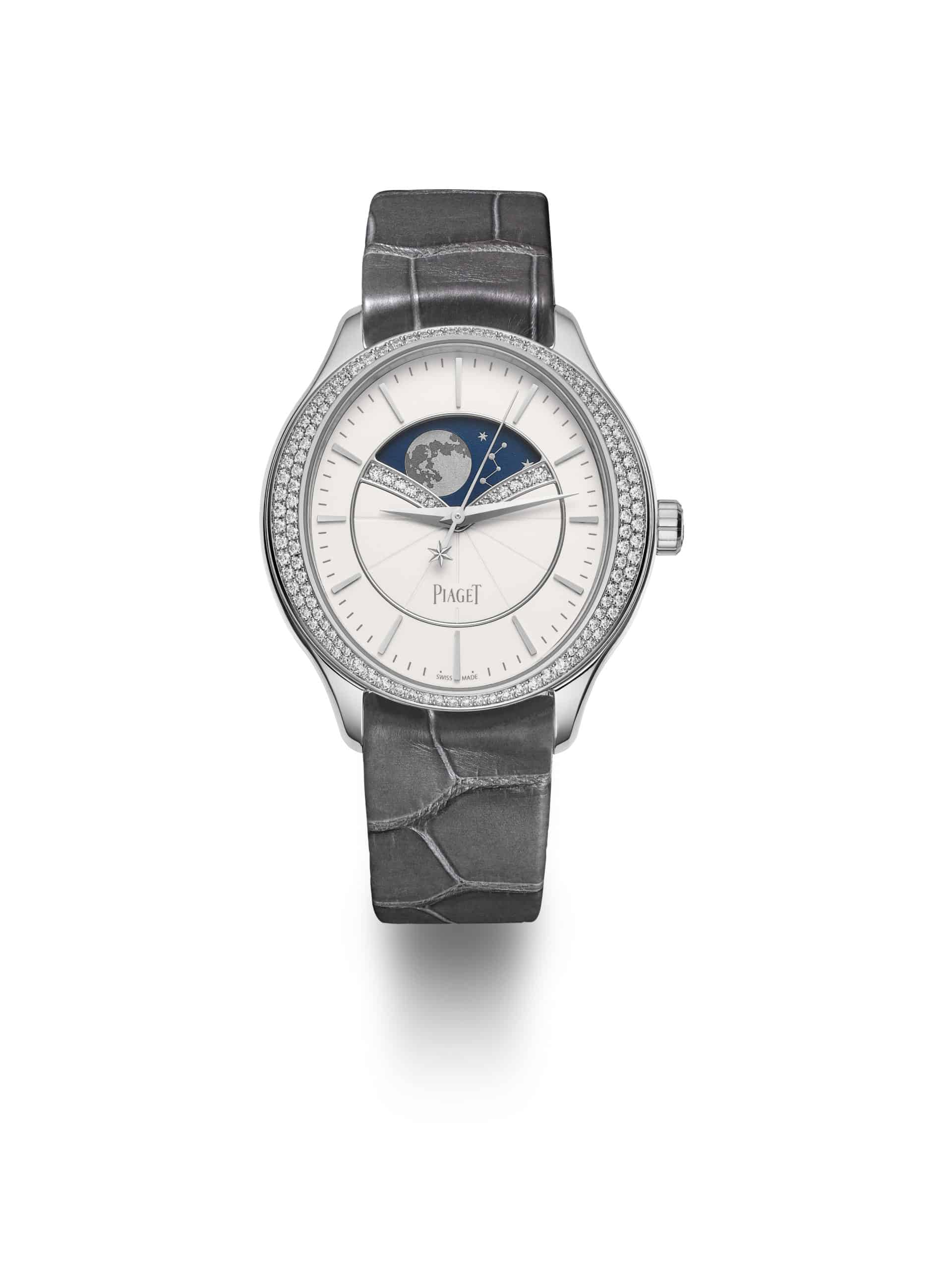 Piaget Stella Limelight Grey