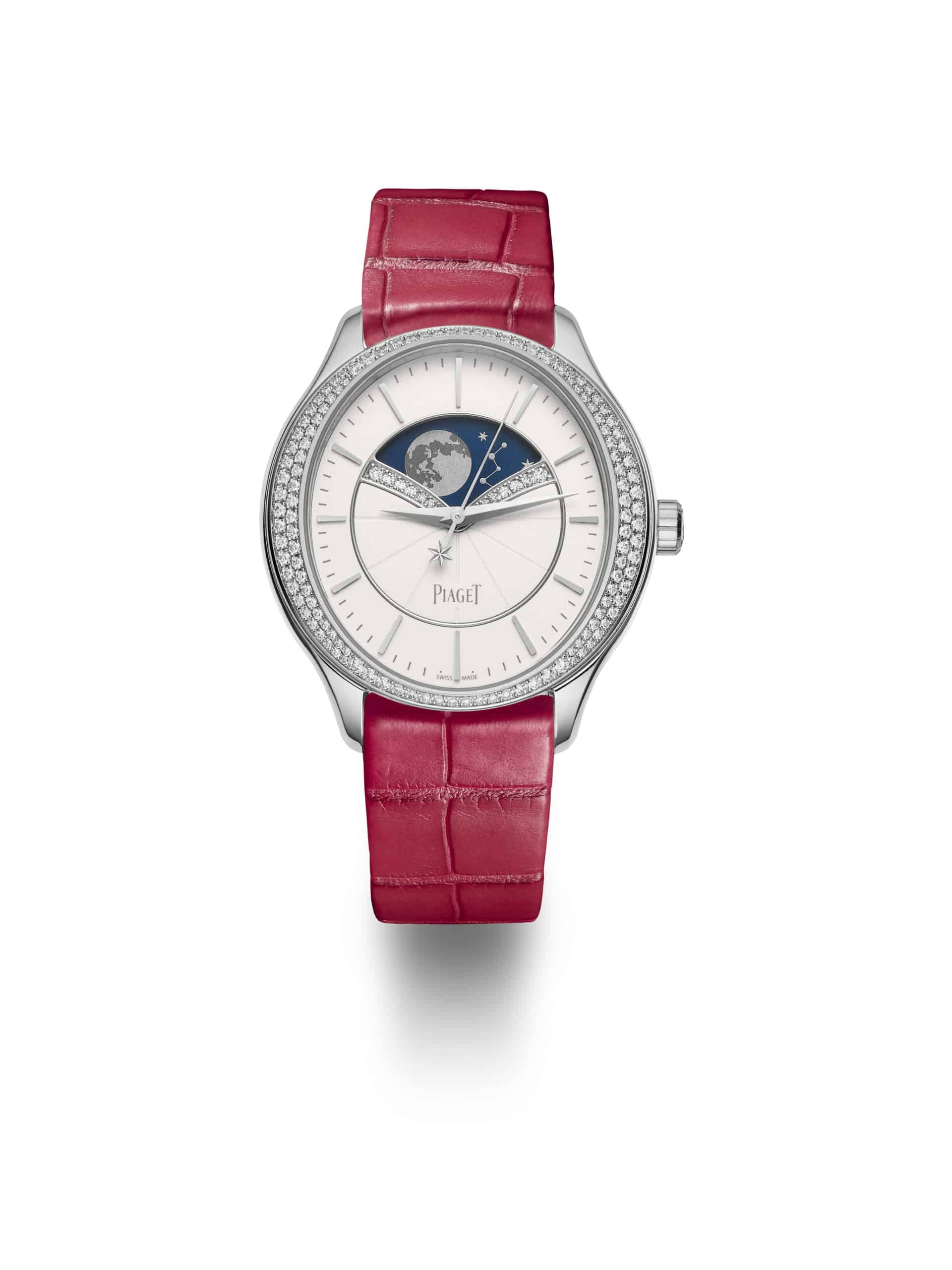 Piaget Stella Limelight Red