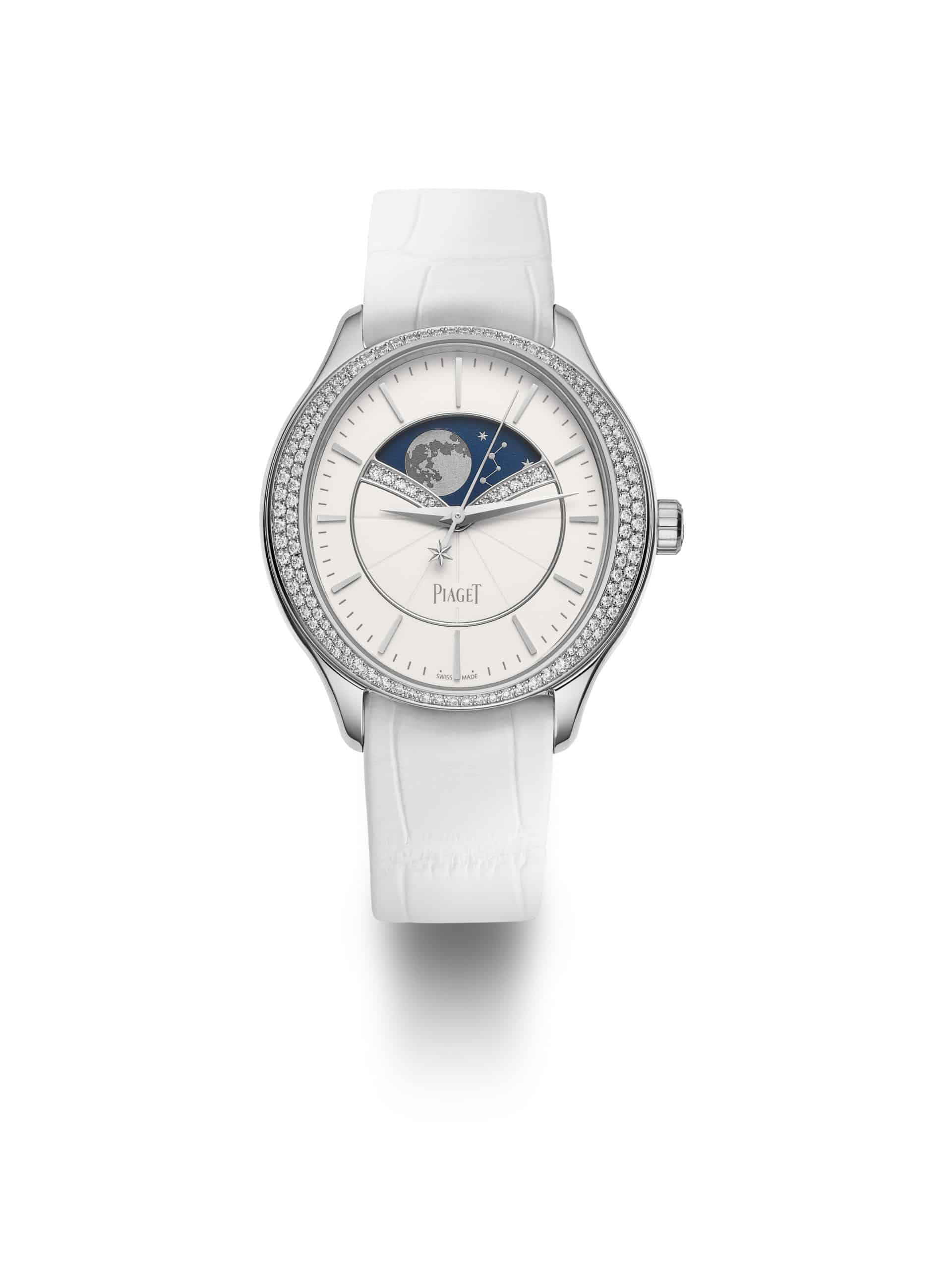Piaget Stella Limelight White
