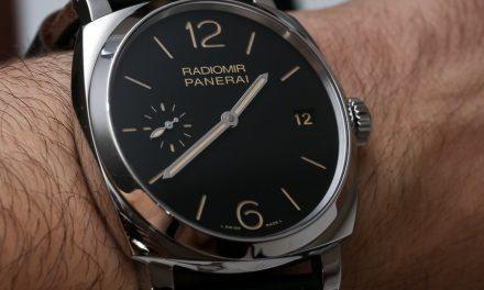 Panerai Radiomir 1940: Ein Zeitmesser aus der Zwischenwelt
