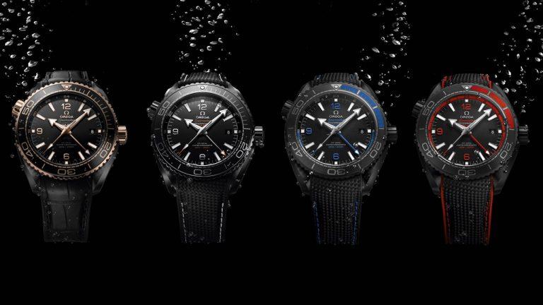 Omega Seamaster Planet Ocean Deep Black Modelle