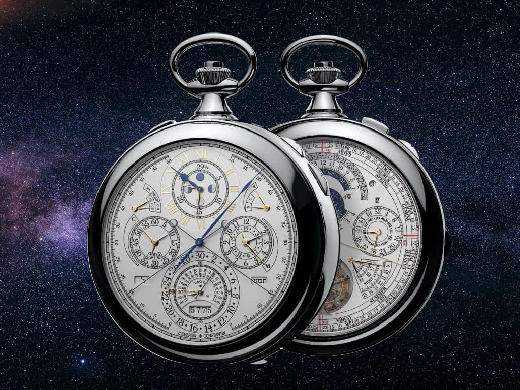 Vacheron Constantin 57260 Komplizierteste Taschenuhr der Welt