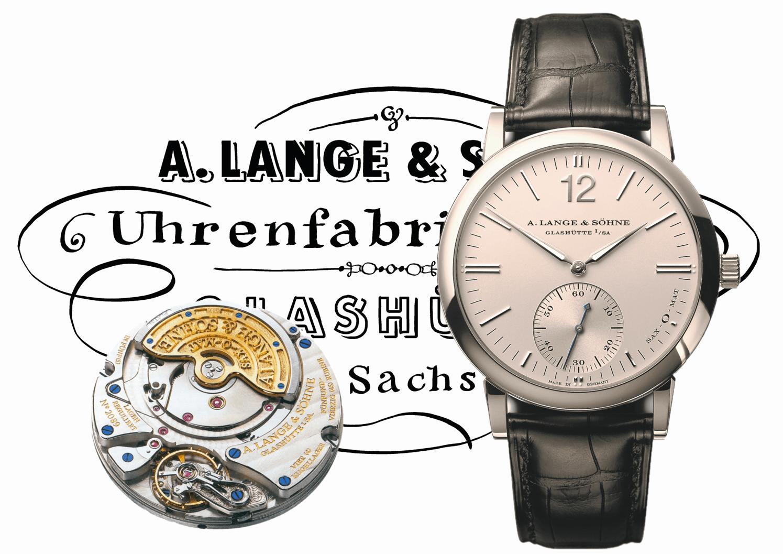 A. Lange & Söhne Langematik Sax-O-MatA. Lange & Söhne Langematik Sax-O-Mat: Ein Meilenstein der Uhrmacherkunst