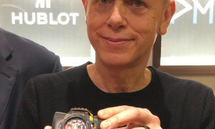 """Hublot Charity Aktion mit Depeche Mode: """"etwas zurückgeben"""""""