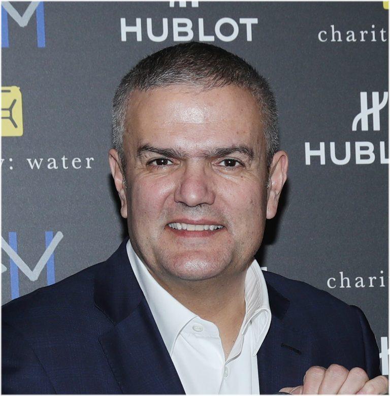 Hublot CEO Ricardo Guadalupe