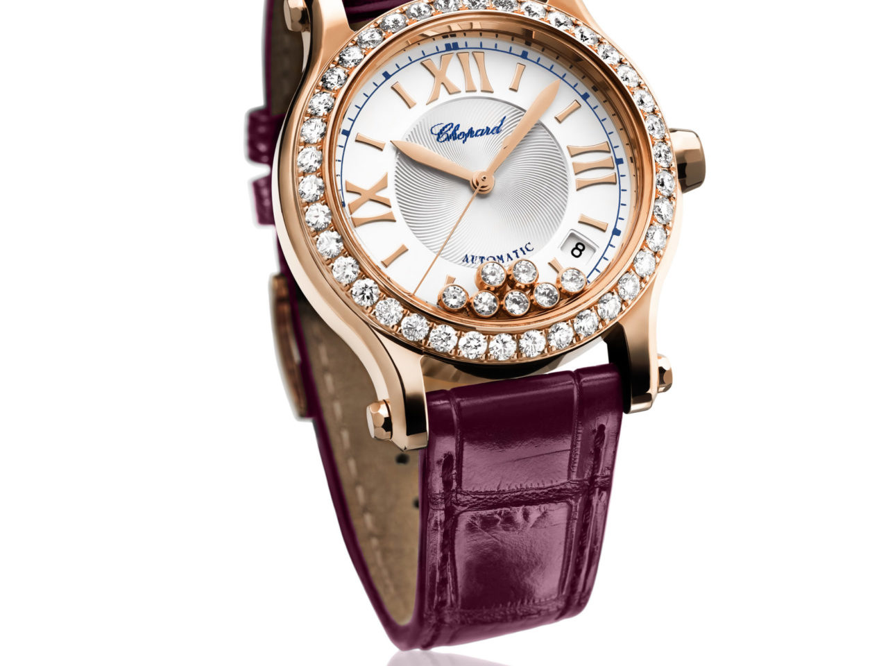 Chopard lanciert die Happy Sport Manufacture