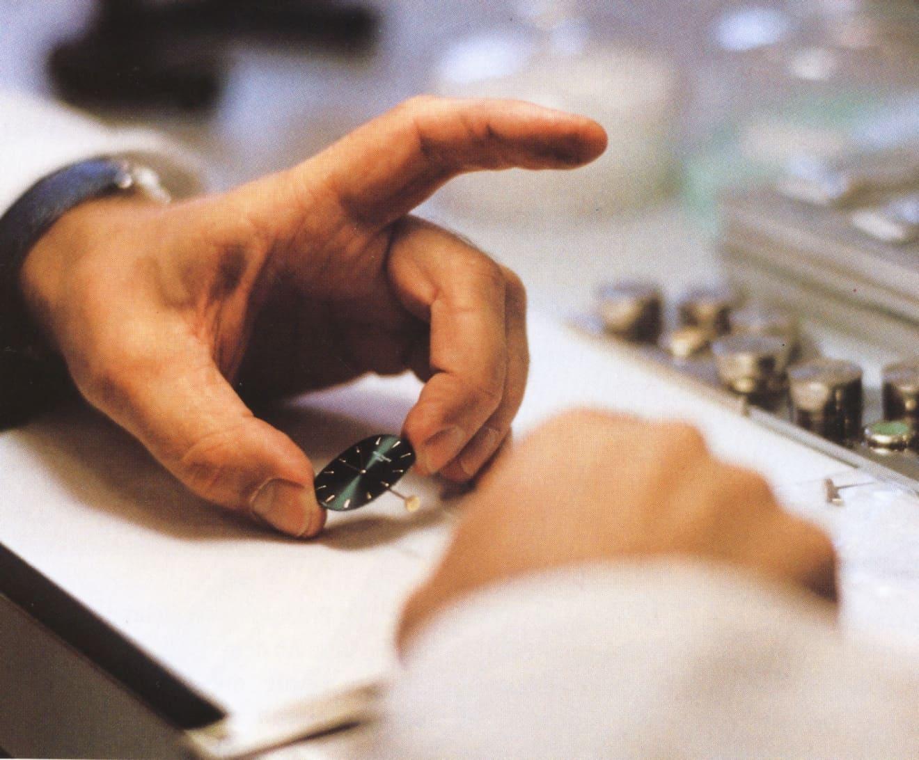 Qualität, Handarbeit und permanente Kontrolle sind die Basis - laufende Innovation im Werkbau ist die Kür