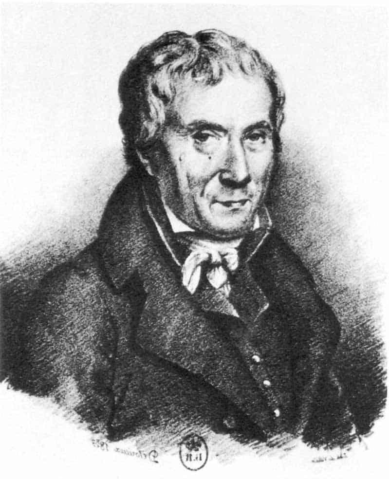 Uhrmacher und Astronom Antide Janvier