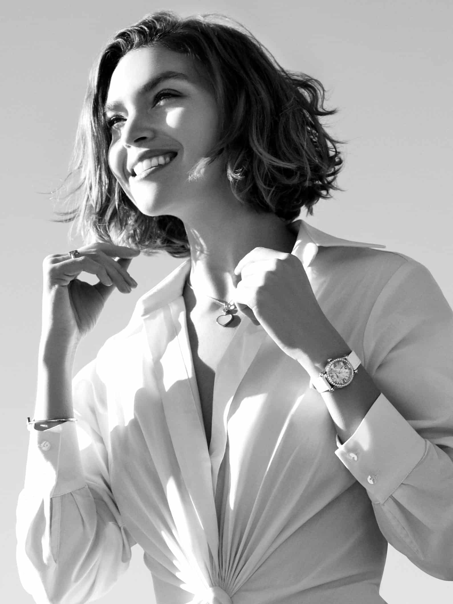 Chopard Happy Sport and Happy Hearts Collections