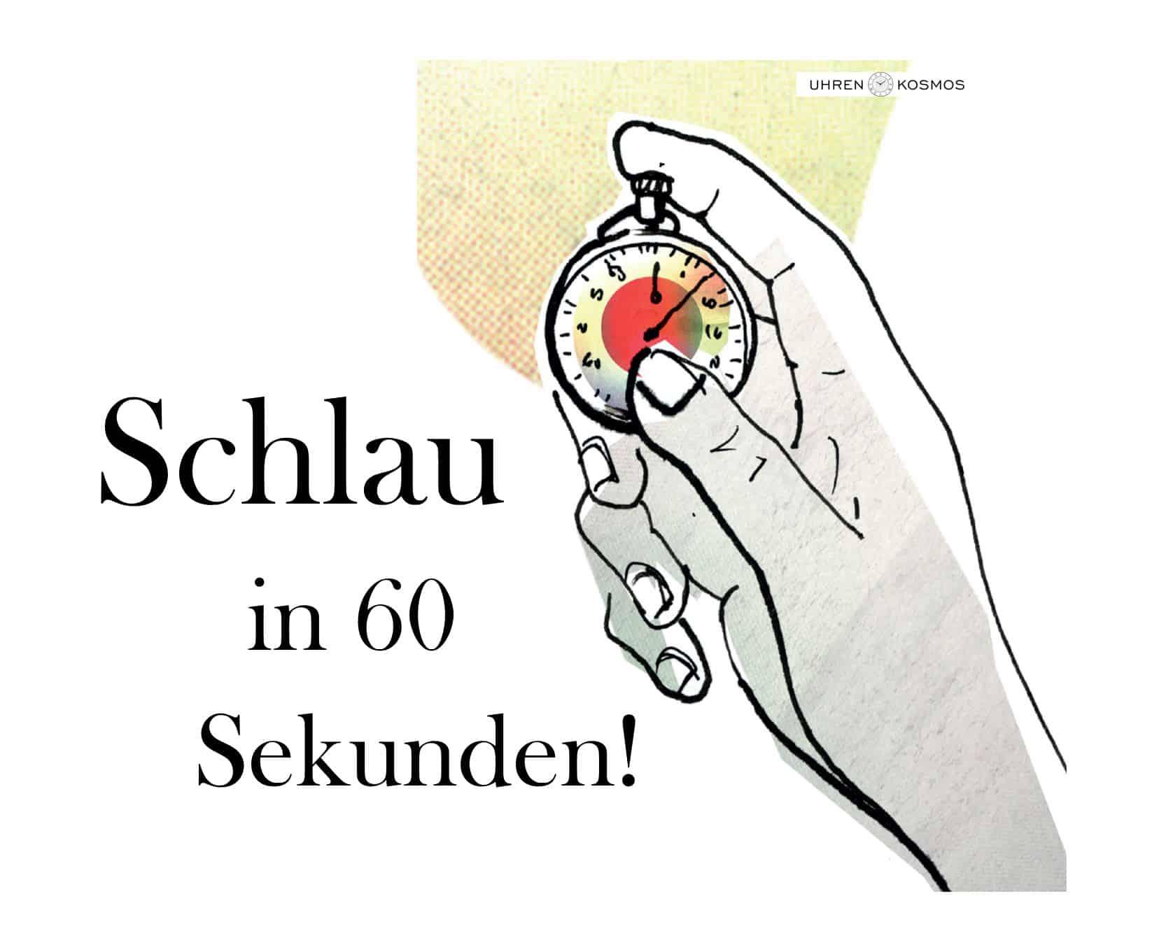 Bild Illu Schlau in 60 Sekunden neu