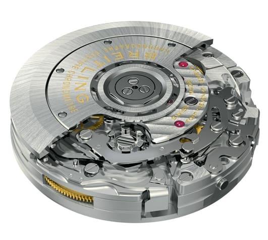 Der Breitling Manufaktur-Kaliber 01