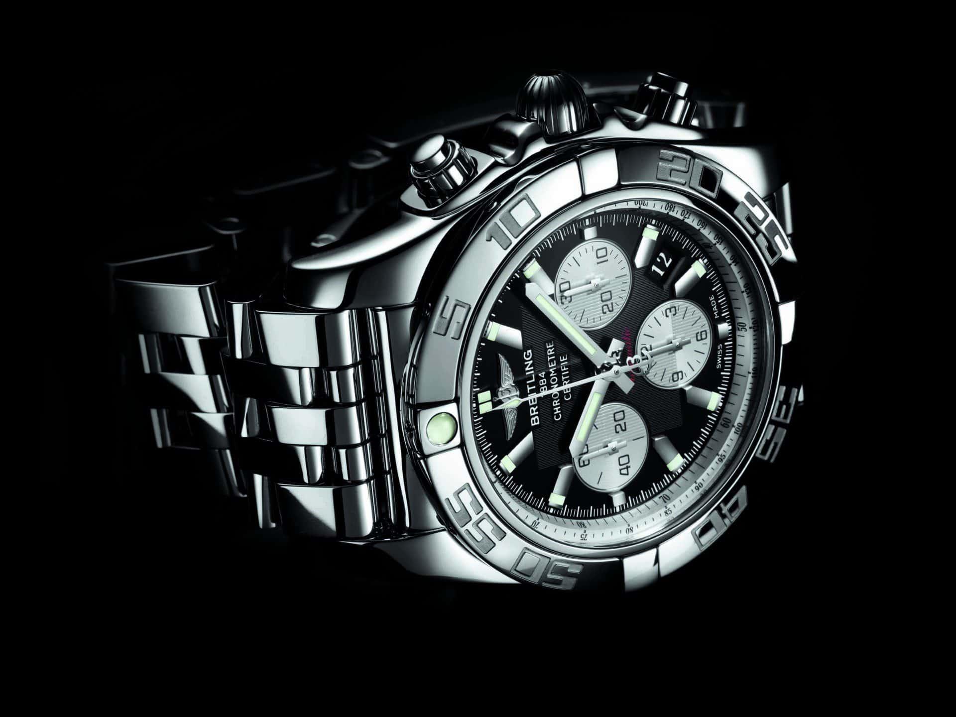 Der Chronomat B01 von Breitling ist ein Chronograph mit guter Funktionaliltät, aber auch Historie