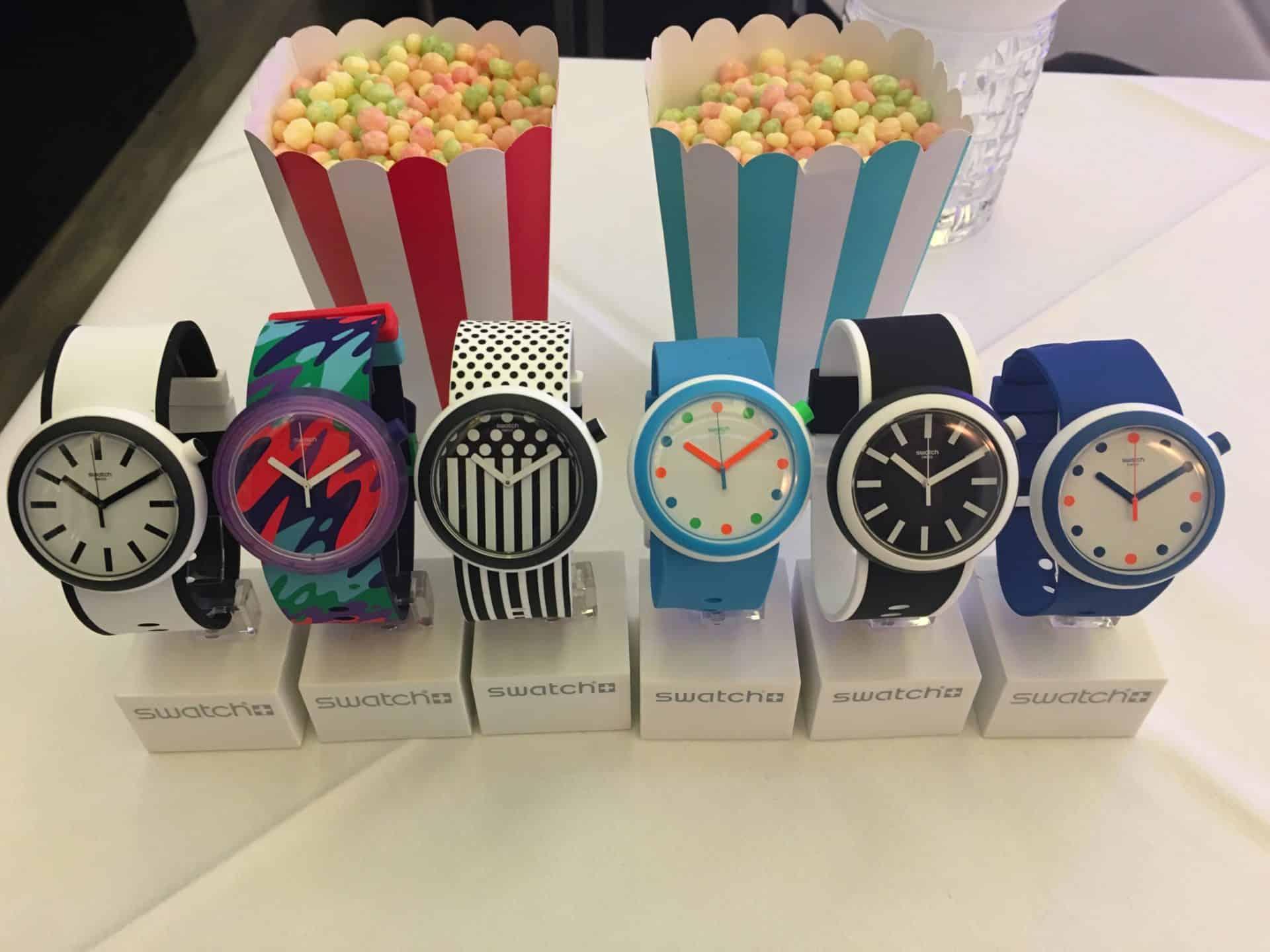 Pop Watch von Swatch