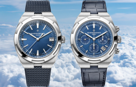 Die Vacheron Constantin Overseas ist Top und over the sky!