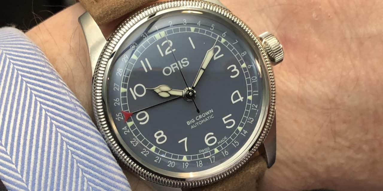 Oris Big Crown Pointer Date und Bell & Ross BR-03 Diver: Bronzeuhren mit Charme