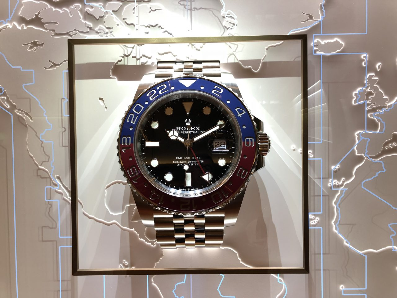 Chronometer der Superlative