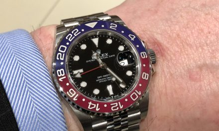 Fly me to the Moon! Die Geschichte der Rolex GMT