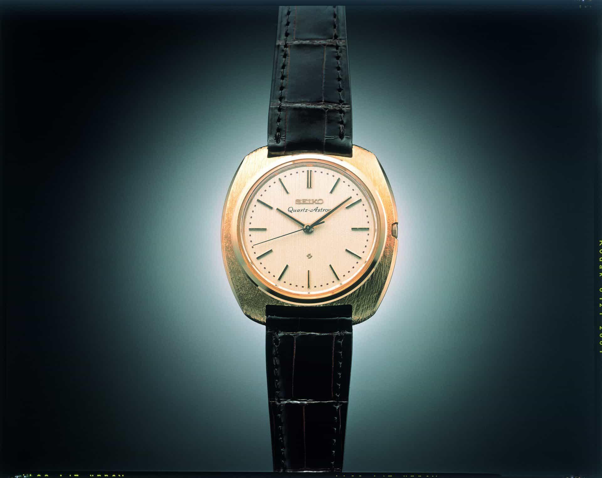 Die Geschichte der Uhr Teil 7Automatikuhren, technische Perfektion und die aufkommende Quarzuhr – die Geschichte der Uhr der 50er, 60er und 70er Jahre
