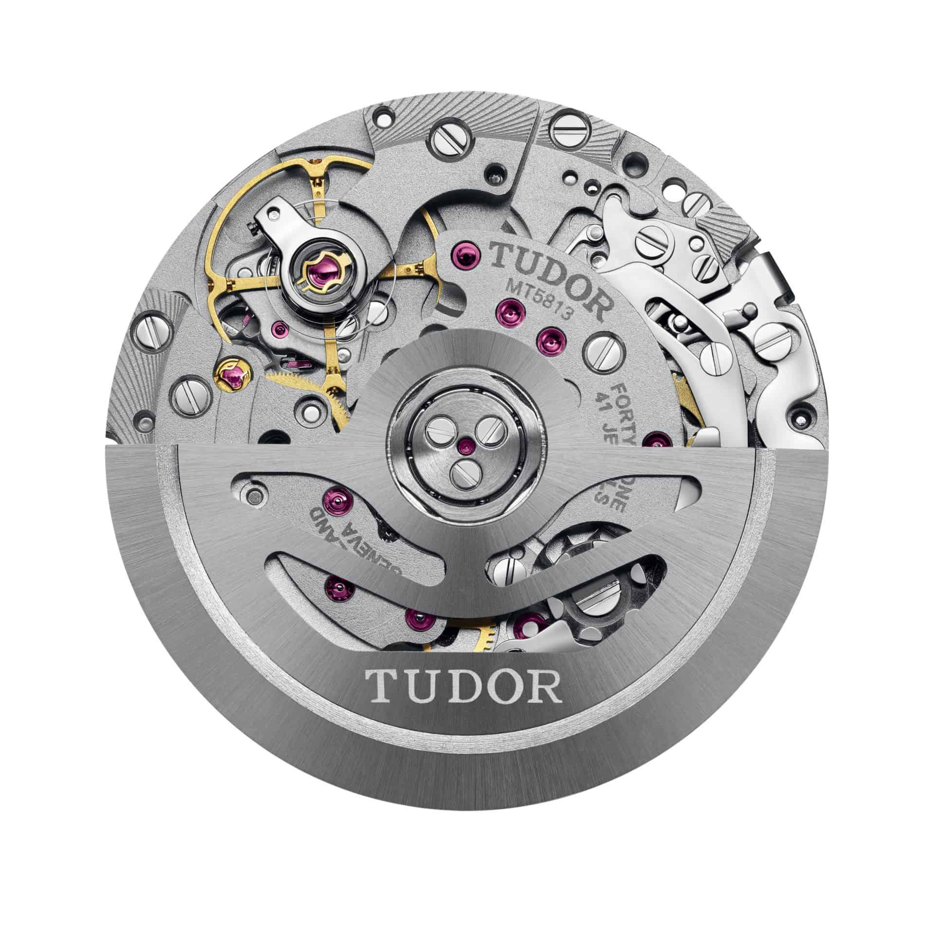Das überarbeitete Kaliber MT5813 von Tudor