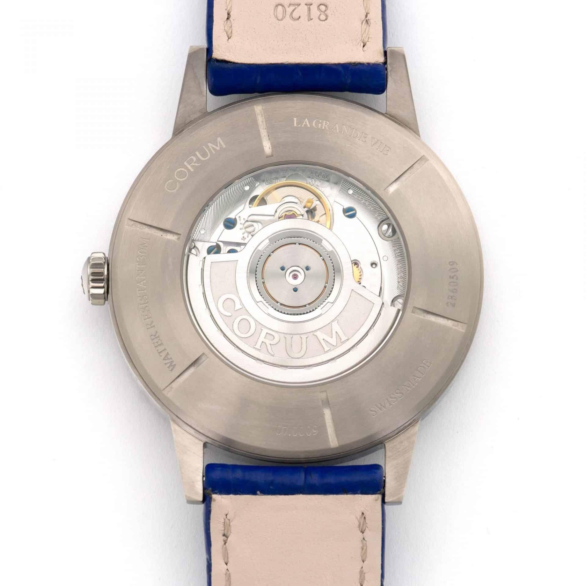 Corum Heritage La Grand Vie Automatik-Uhrwerk