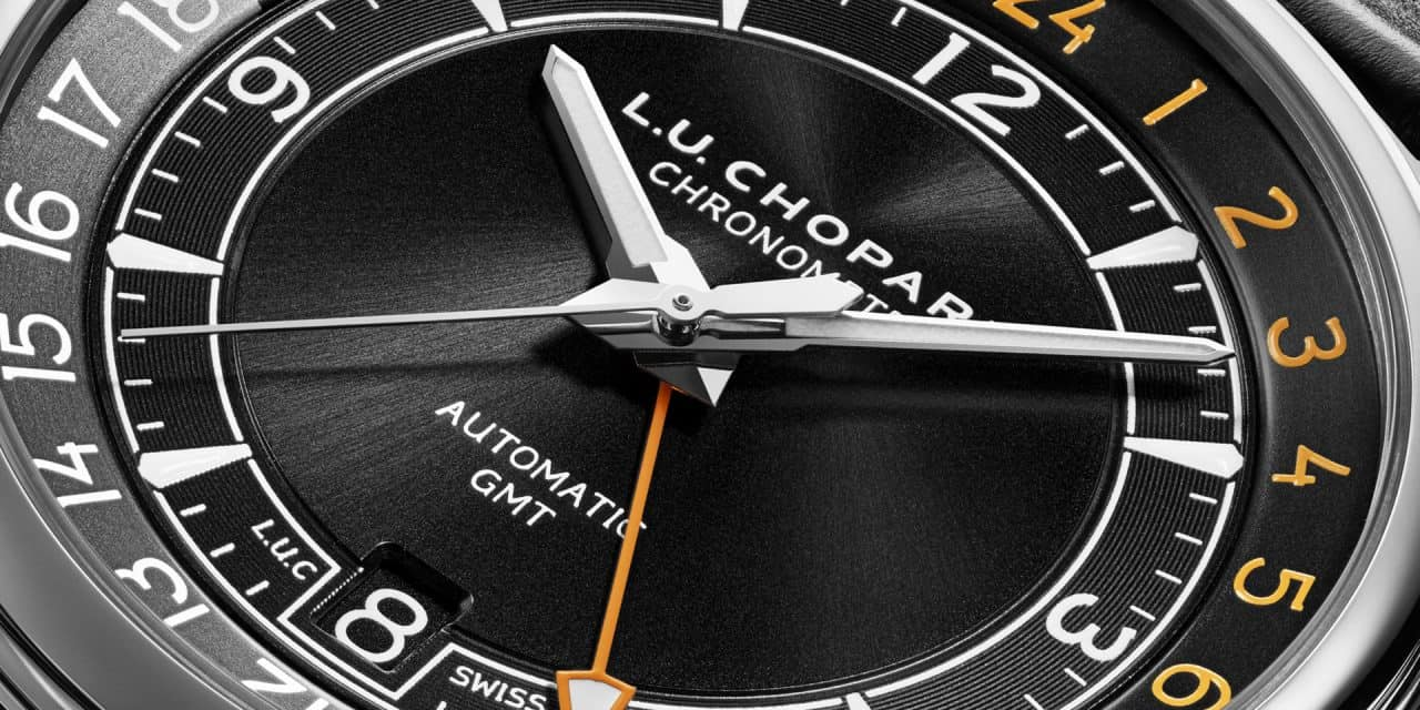 Chopard L.U.C GMT One und Chopard L.U.C Time Traveller One