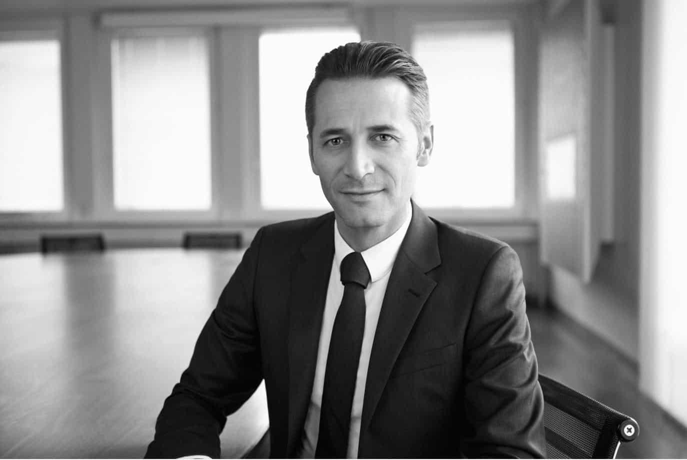 Raynald Aeschlimann CEO Omega