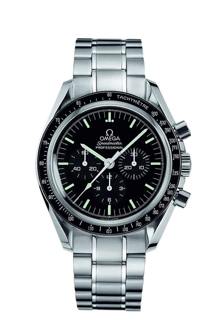 Ein Uhrenklassiker und eine Top Stahluhr - die Omega Speedmaster Professional