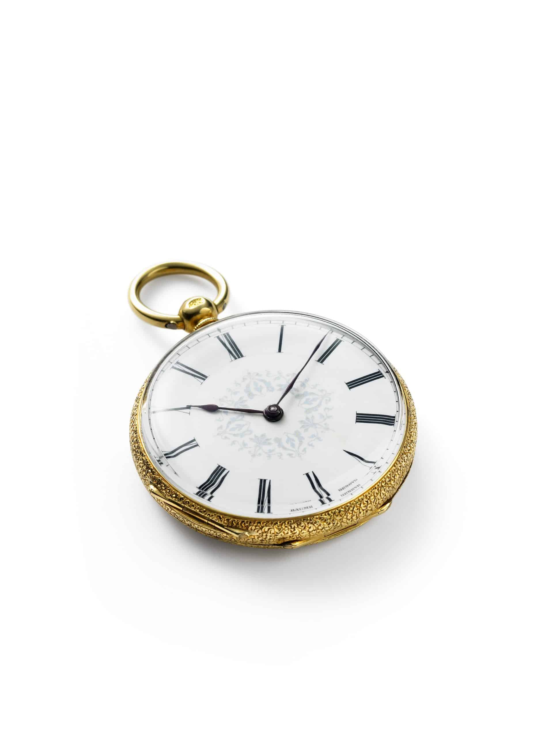 Schöne Taschenuhren in feiner Handarbeit gebaut und mit dem Genfer Siegel geschmückt, gab es schon vor vielen Jahren