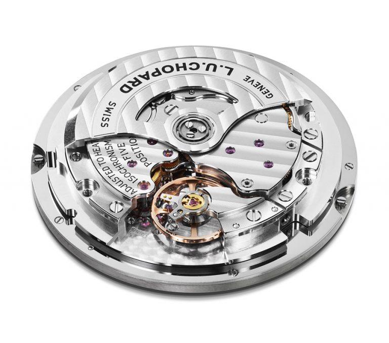 Kaliber Chopard L.U.C Time Traveler One 01.05-L