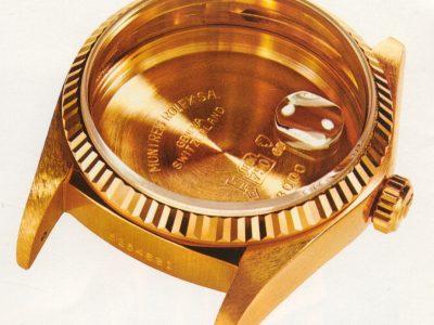 Rolex DatumslupeDatumslupe: So kam die Rolex Lupe aufs Uhrenglas