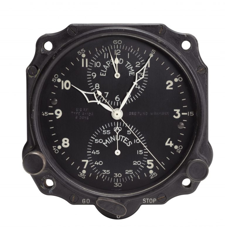 Breitling Aviation Bordchronograph