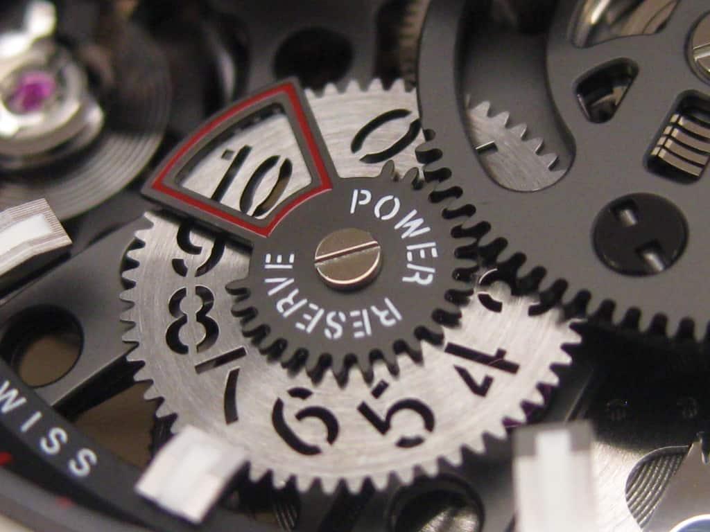 Hublot Big Bang Meca-10: Mechanik aus dem Baukasten