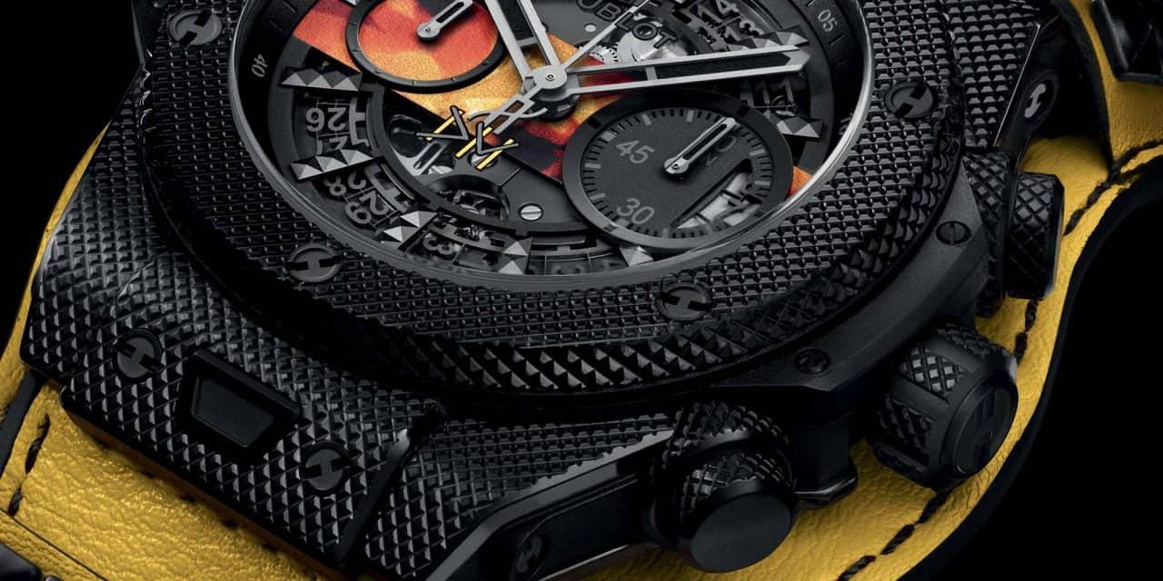 Hublot Big Bang Depeche Mode Uhr – ein Mischung aus Charity und Synthesizer