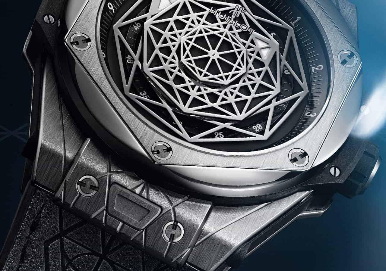 Dieses Uhrendesign geht schier unter die Haut
