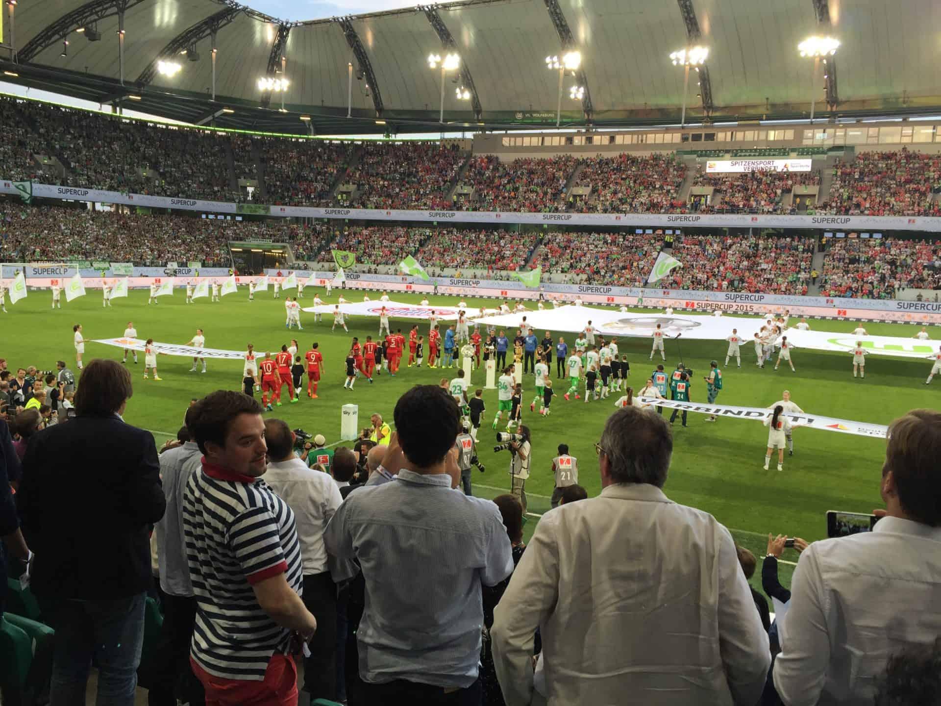 Dies Bundesliga ist attraktiv und auch international stark gesehen. TAG Heuer will hier ebenfalls ein starker Player sein