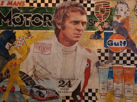 """Der Mann & le Mans: Wie die """"Monaco"""" ans Handgelenk von Steve McQueen fand"""
