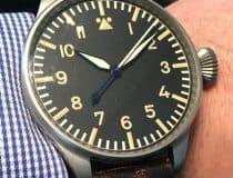 Big? Real Big! die IWC Big Pilot's Heritage Watch 55 und ihre Geschichte