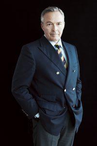 Chrono Sapiens: Karl-Friedrich Scheufele, Co-Präsident ChopardChopard Co-Präsident Karl-Friedrich Scheufele: Er setzt auf Konsequenz!