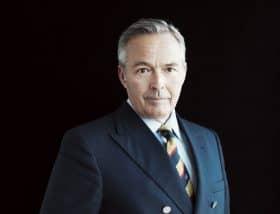 Chopard Co-Präsident Karl-Friedrich Scheufele setzt auf Konsequenz