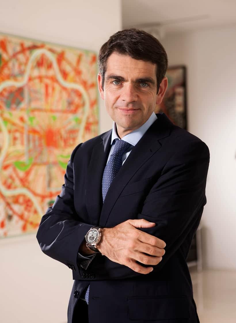 Wie man eine Uhrenmanufaktur führt, hat Lambert bei Montblanc bewiesen. Honoriert wird das durch zusätzliche Verantwortung im Richemont-Konzern.