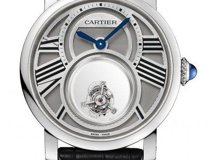 Magische Cartier Mechanik: Houdini lässt grüßen