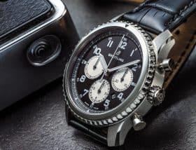 Mit dieser Breitling Uhr kommen Sie gut an!