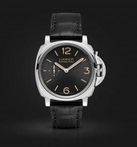 Luxus-Uhren sind auch eine Frage des Kalibers