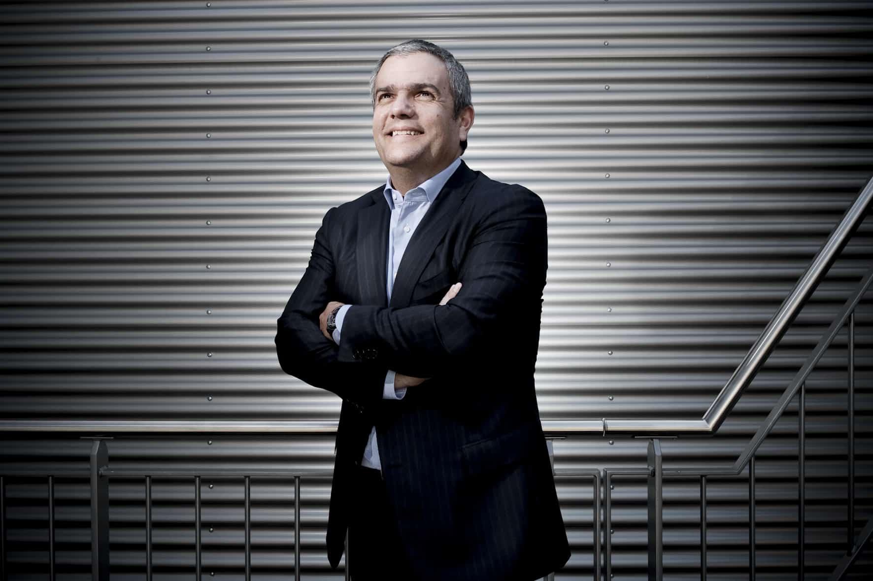 Hublot CEO Ricardo Guadalupe kennt nur eine Richtung - aufwärts