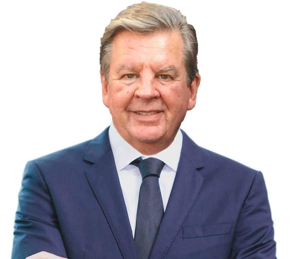 Mit dem Richemont-Konzern dirigiert der Südafrikaner Johann Rupert einen ganzen Uhrenkosmos.