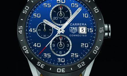 Smartwatch Luxusuhren von TAG-Heuer, Alpina und Hublot