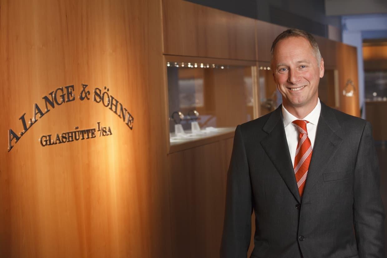 Von BMW zur Uhrenmanufaktur: Wilhelm Schmid hat den Sprung zu A. Lange & Söhne erfolgreich bewältigt.